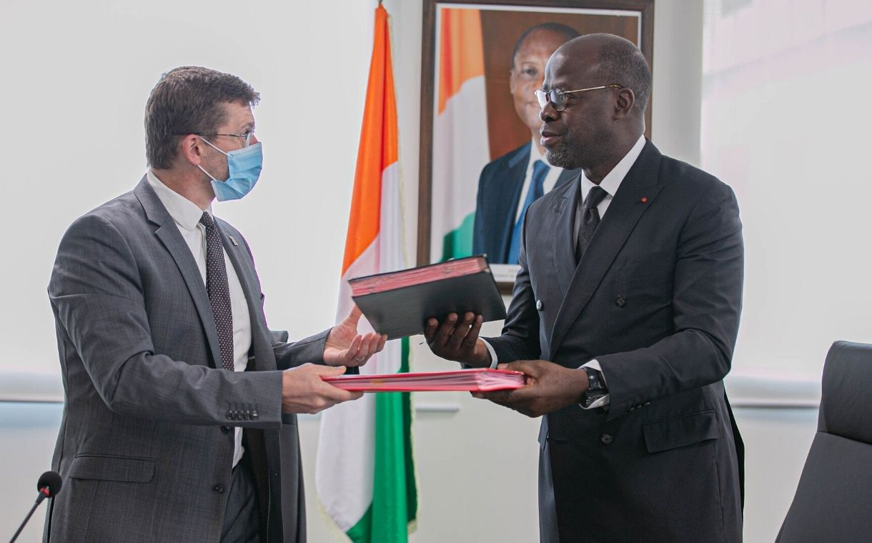 Nestlé invests $2.7m to protect and restore forest in Côte d'Ivoire