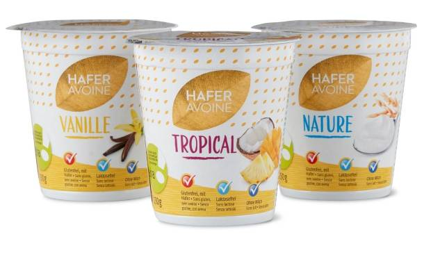 Migros releases yogurt with InnovoPro's chickpea protein concentrate