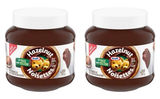 Kraft Heinz releases Hazelnut Spread in Canada
