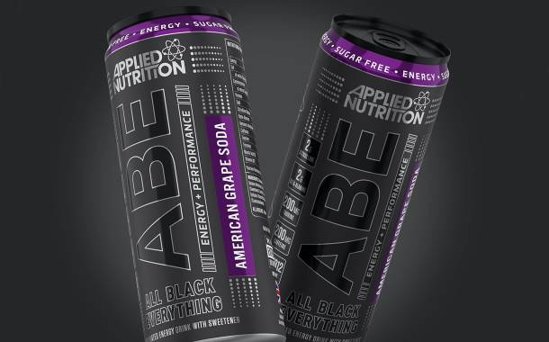 Applied Nutrition launches ABE sports energy drinks