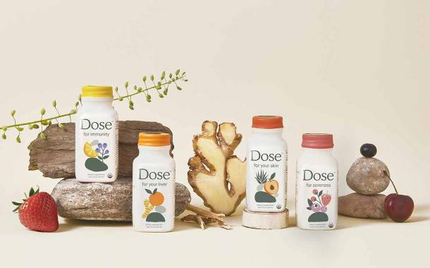 Dose launches range of functional wellness shots