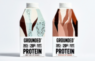 UK start-up Grounded debuts plant-based protein milkshakes