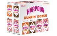 Dunkin' Donuts and Harpoon Brewery collaborate to launch doughnut-infused beers