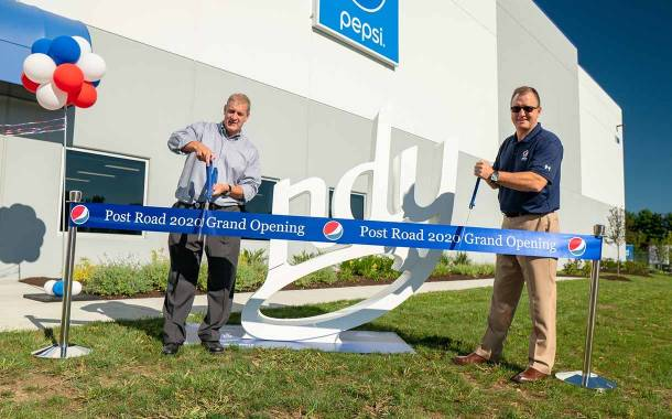 PepsiCo opens new distribution centre in Indiana