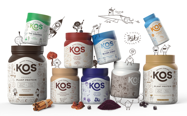 Plant-based brand Kos secures $2.1m in funding