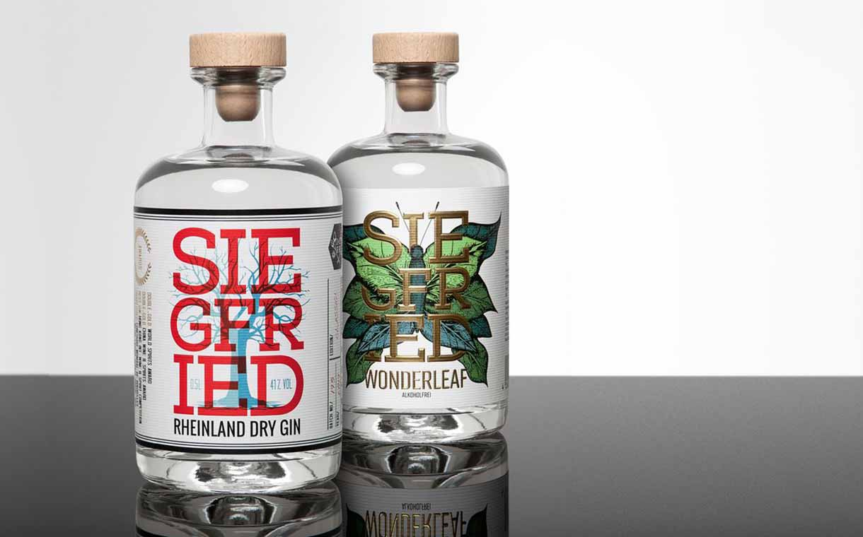 Diageo's Distill Ventures acquires stake in gin brand Siegfried