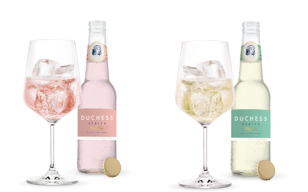 The Duchess launches new alcohol-free wine spritzer