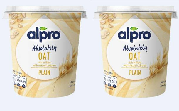 Alpro debuts oat-based yogurt alternative
