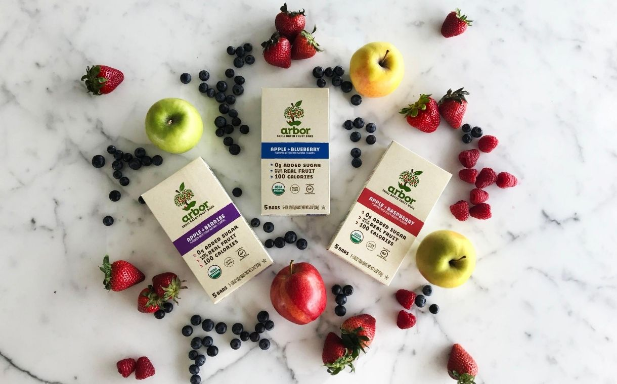 SunOpta unveils range of branded organic fruit bars