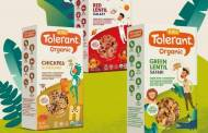 Tolerant debuts legume-based pasta range for kids