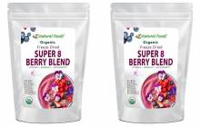 Z Natural Foods unveils new 'superfood' powdered berry blend