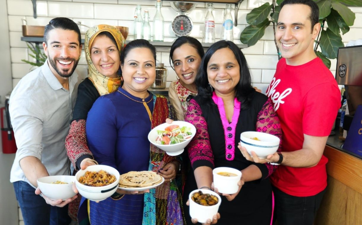 Homemade food marketplace Shef secures $8.8m in funding