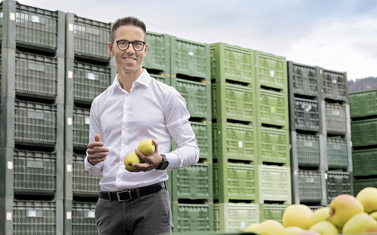 Organic: added value. VOG Products focuses on traceability and the Bioland quality mark