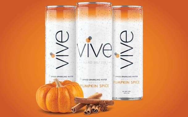 Vive Hard Seltzer debuts new Pumpkin Spice variety
