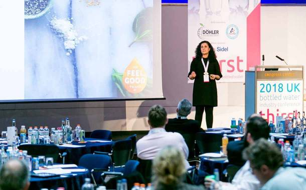 UK water and soft drinks events go virtual