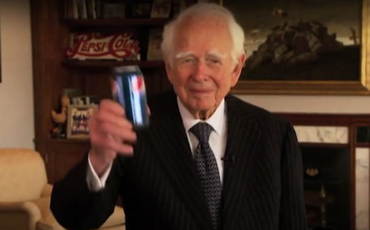 PepsiCo pays tribute to ex-CEO Donald Kendall after death