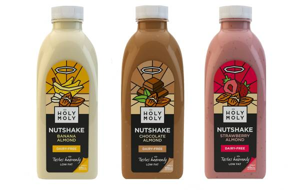 Holy Moly debuts line of plant-based milkshakes in UK