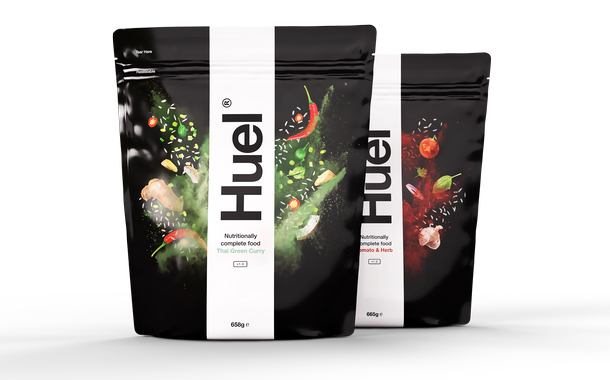 Huel launches new range of warm instant meal pouches