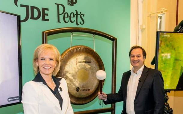 Coffee group JDE Peet's names Fabien Simon as new CEO