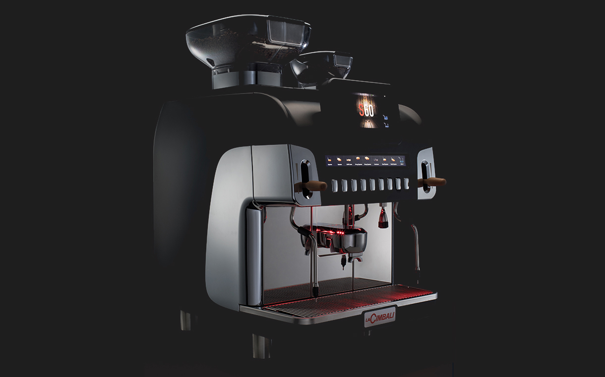 La Cimbali unveils fully-automatic S60 professional coffee machine