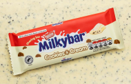 Milkybar launches new Cookies & Cream sharing block