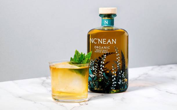 Nc'nean debuts organic single malt whisky in the UK