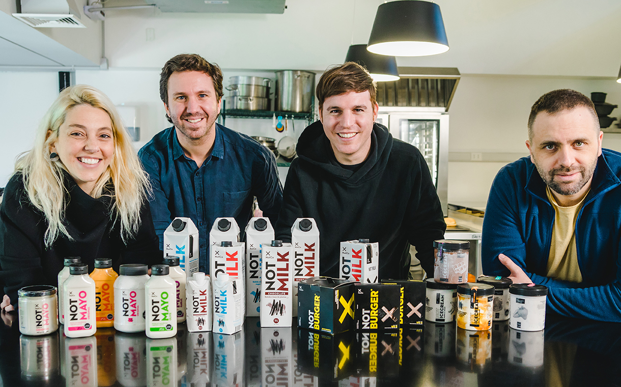 NotCo secures $85m to fuel US expansion of plant-based products