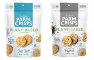 ParmCrisps debuts dairy-free cheese crisps in US