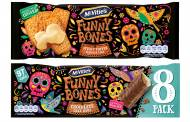 Pladis unveils five new Halloween-themed cake products