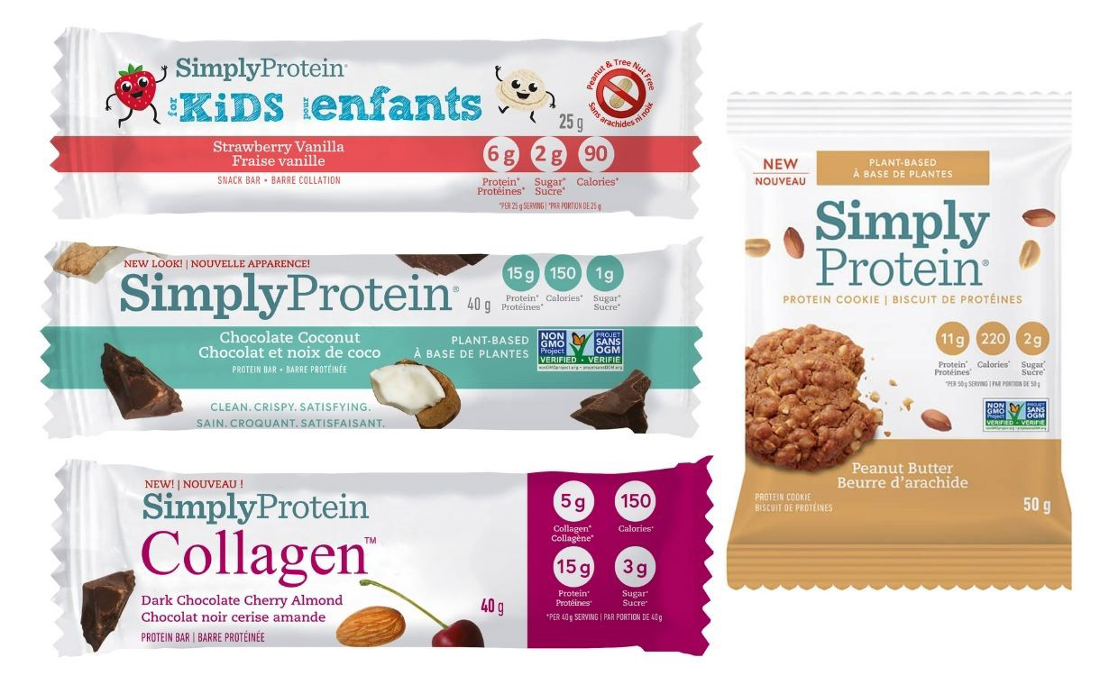 Wellness Natural acquires SimplyProtein snack brand