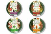 Premium vegan ready meals brand launches in UK