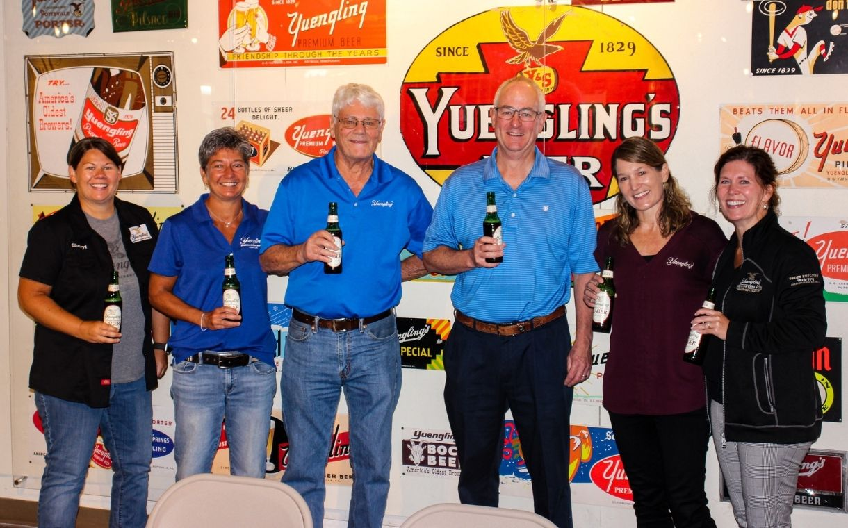 Molson Coors in joint venture to brew and distribute Yuengling beers