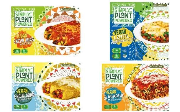 Cedarlane Foods unveils new plant-based entrees