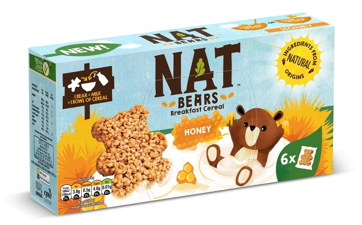 Nestlé launches pre-portioned children's cereal product