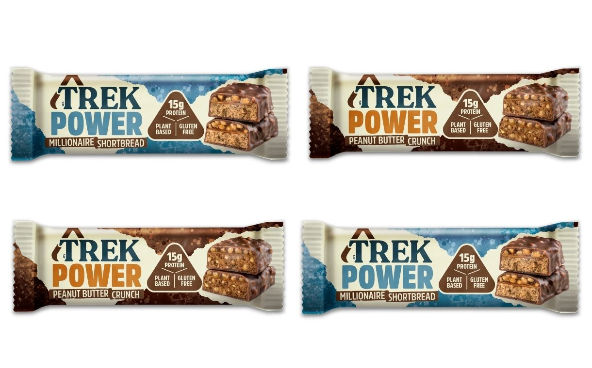 Trek introduces high-protein Power bars in UK