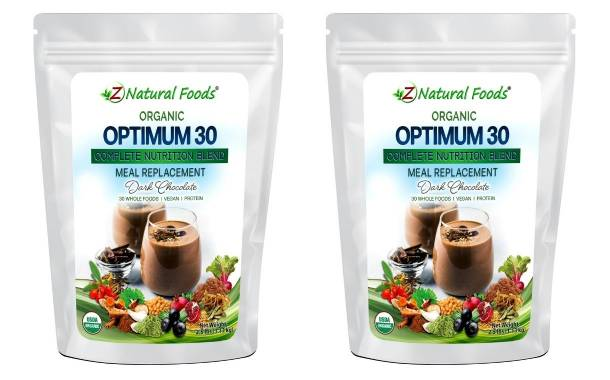 Z Natural Foods unveils meal replacement shake with 30 'superfoods'