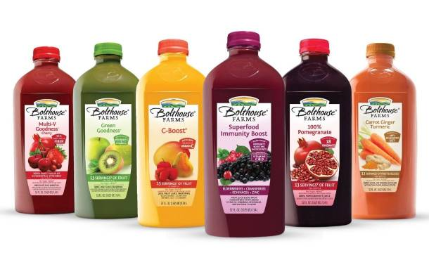 Bolthouse Farms unveils Superfood Immunity Boost juice blend