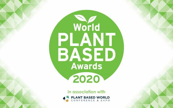 World Plant-Based Awards 2020 taking place Friday 2 October