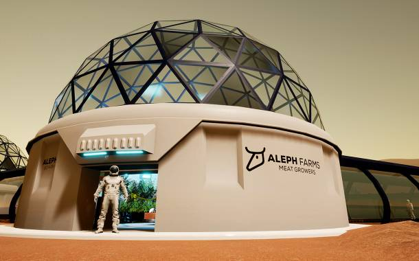 Aleph Farms launches programme to cultivate meat in space