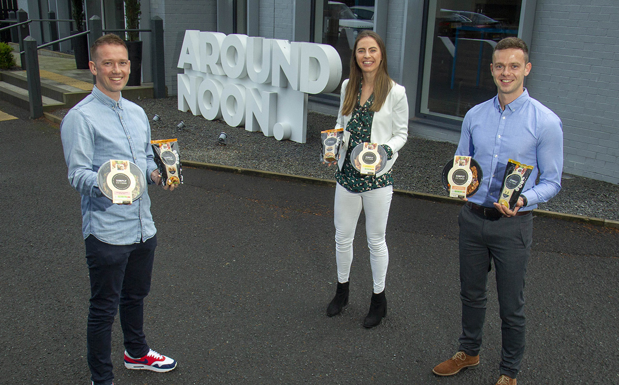 Around Noon buys convenience meal brand Simply Fit Food