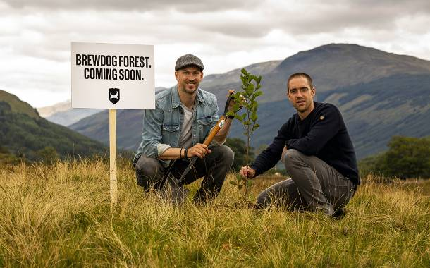 BrewDog hits £7.5m goal to fund sustainability projects