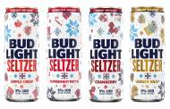 AB InBev unveils festive 'ugly sweater' Bud Light Seltzers