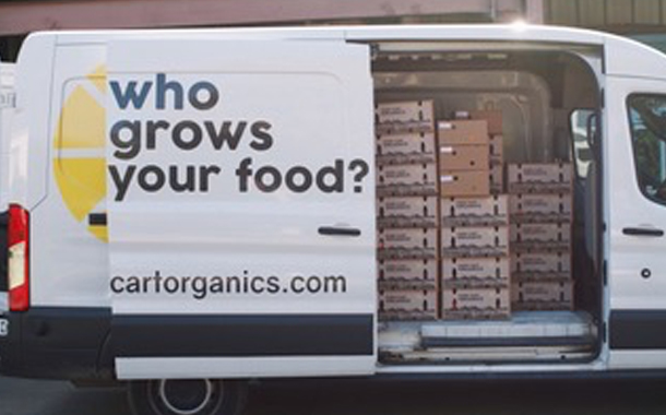 After delivery demand quadrupled overnight, Farm Cart Organics hired GetSwift
