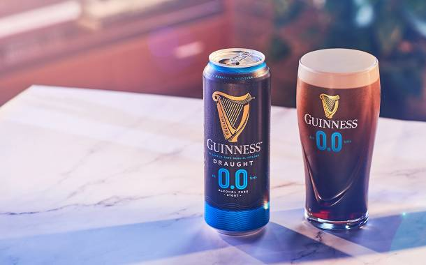 Diageo launches alcohol-free variant of Guinness