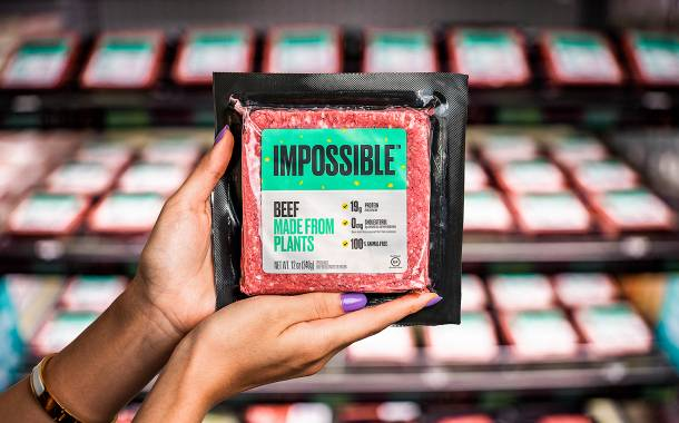 Impossible Foods' meat alternative enters Asian retail market