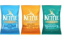 Kettle Chips launches Tastes of Britain range in UK