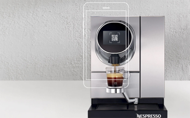 Nespresso Professional adds touch-free functionality to its Momento range
