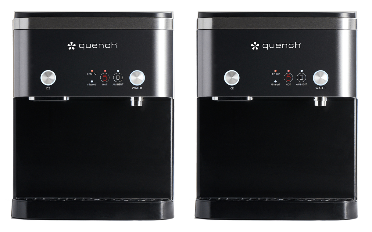 Quench launches high-capacity water and ice dispenser