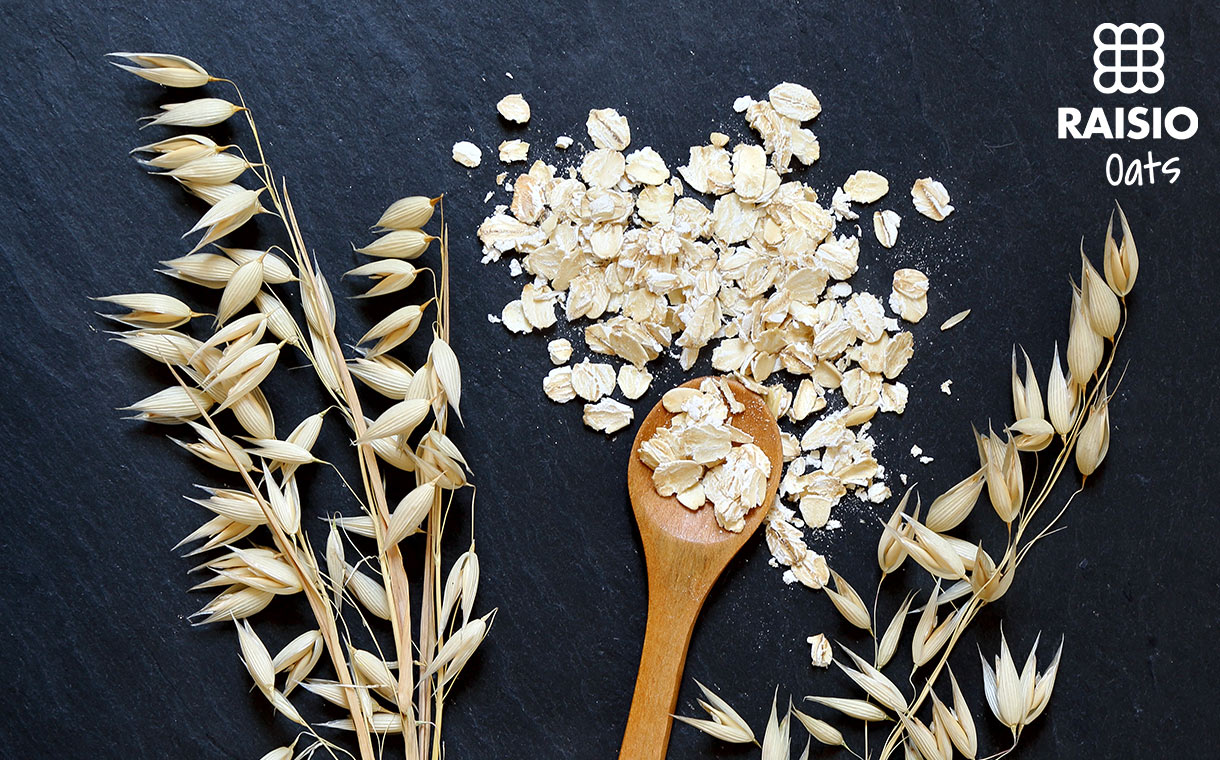 Unlimited business opportunities with gluten-free oats