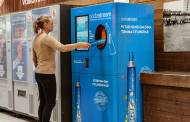 SodaStream and Tomra launch CO2 canister reverse vending machines
